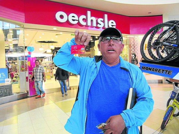 Ciudadano denuncia que le facturan S/ 837 por membresía de tarjeta Oh en Juliaca