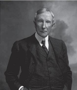 John D. Rockefeller tercer hombre más rico de la historia Gaia Servicios