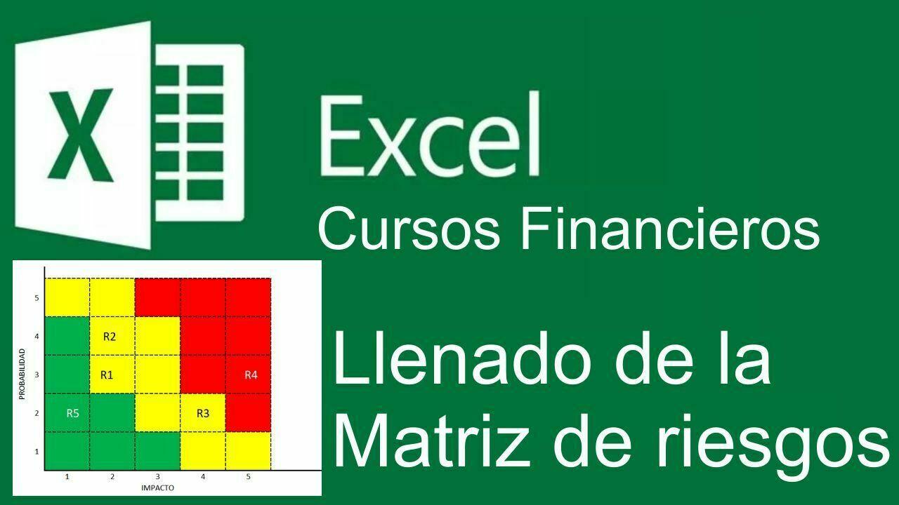 Manual de llenado de la matriz de riesgos o matriz IPER en Excel