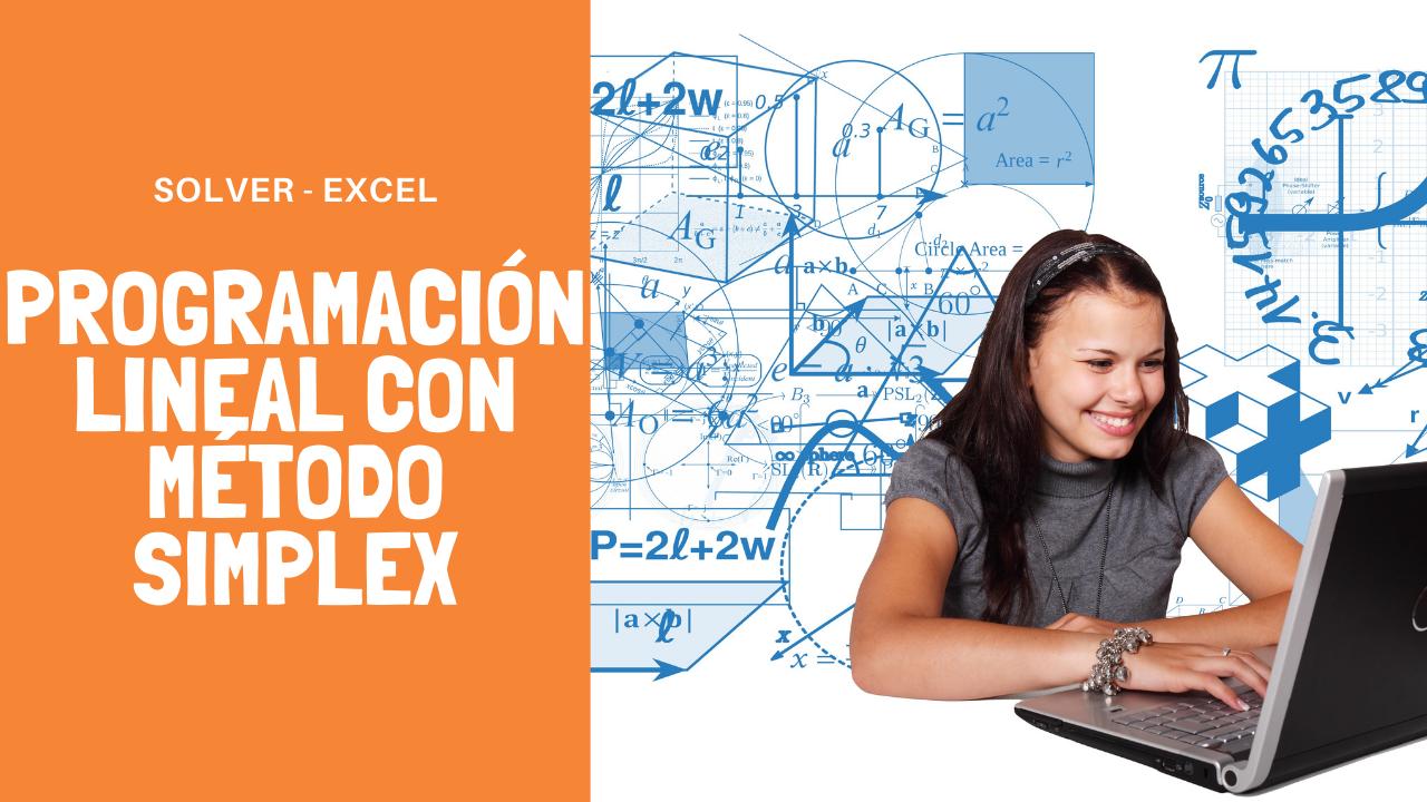 Programacion lineal metodo simplex
